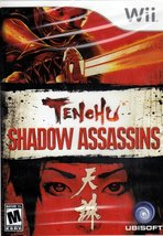 Tenchu: Shadow Assassins - Nintendo Wii [Nintendo Wii] - $7.16