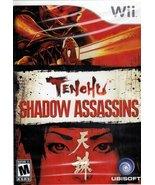 Tenchu: Shadow Assassins - Nintendo Wii [Nintendo Wii] - $7.16