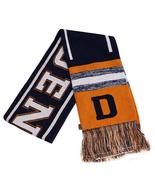 Denver City Hunter Adult Size Blending Pattern Winter Knit Scarf Orange/... - $12.95