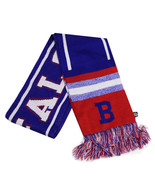 Buffalo City Hunter Adult Size Blending Pattern Winter Knit Scarf Royal ... - $12.95