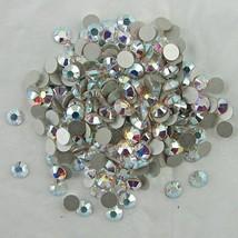 48 SS20 Swarovski crystal flatbacks 2028 crystal AB - $5.05