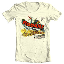 Rodan godzilla vintage sci fi movie t shirt for sale online store thumb200