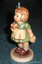 """The Surprise"" Goebel Hummel Figurine #431 TMK6 Mint Condition Collectible! - $72.73"