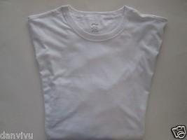 2 (X)ist Crewneck Short Sleeve Solid Cotton Men T-Shirt White XL MSRP $1... - $7.26