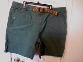 Men's Foundry Big & Tall Ripstop Hiking Shorts Boston Green Size 50  NEW  - $26.72