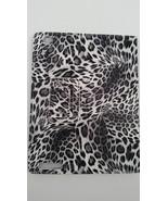 For iPad234 Black/White PU Leather Bi Fold Case Folio Stand Snow Leopard... - $6.92