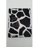 Case For iPad234 PU Portfolio Cow Print Spot Leather Stand Bi Fold Black... - $6.92