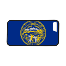 Nebraska State iPhone Case Cover -  7/6s/6/5s/5/SE/Plus Models - $12.22+