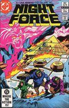 DC NIGHT FORCE (1982 Series) #7 FN - $0.69