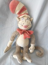 Dr. Seuss Cat in the Hat Greenpoint all Natural Materials 16in tall Lorax - $16.50