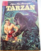 Vintage Tarzan Comic Book, Dell Comics Vol. 1, No. 116 - January 1960 - VG Vinta - $18.00
