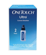 OneTouch Ultra Control Solution - 2 Vials - $12.99