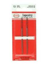 Craft Embroidery Hand Supplie Needles, Tool Tapestry Needles Size 13 Col... - $27.82