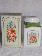 Avon COUNTRY GARDEN Elusive Beauty Dust 5 oz New Vintage - $19.78