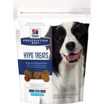 Hill'S Pet Nutrition 2 Piece Prescription Diet Hypoallergenic Dog Treats... - $30.09
