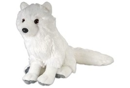 Arctic Fox Plush Stuffed Animal - $13.95