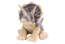 Triceratops Dinosaur Plush Stuffed Animal - $13.95