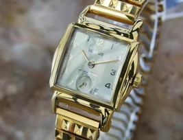 Benrus 1940s Swiss Made Gold Plated Mens Manual... - $1,108.80