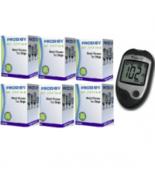 Prodigy AutoCode Meter + 300 Test Strips - $58.99