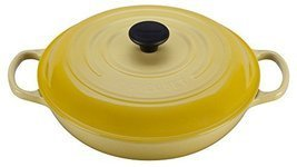 Cookware Le Creuset Signature Enameled CastIron 334Quart Round Braiser S... - $408.53