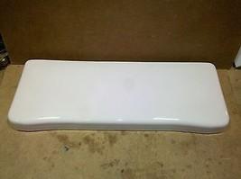 "7EE76 Toilet Tank Lid, Unknown Application, White: 19-7/8"" X 9-1/2"" +/-, Vgc - $39.77"