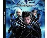 X2: X-Men United Limited Edition Steelbook [Blu-ray]