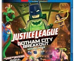 LEGO DC Comics Super Heroes: Justice League: Gotham City Breakout [Blu-ray]