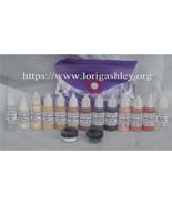 1/2 oz or 1 oz Mineral Airbrush Makeup -U choose color Lori G Ashley SEE... - $6.99+