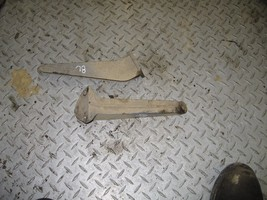 KAWASAKI 2002 PRAIRIE 650 4X4 REAR FENDER BRACES  PART 30,941 - $30.00