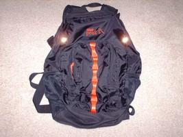 Coleman Peak 1 Backpack Black & Red Outdoors Camping Hiking - $28.79