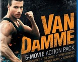 Van Damme 5-Movie Action Pack [Blu-ray] [Import]