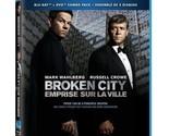 Broken City  / Emprise sur la ville (Bilingual) [Blu-ray + DVD]