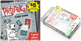 Hasbro Pictureka Card Game for 2 Plus Players Family Fun - $8.91