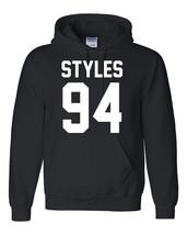 Styles 94 Hoodie - $32.50