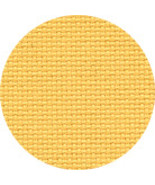 Riviera Gold 16ct Aida 36x25 cross stitch fabric Wichelt - $22.05