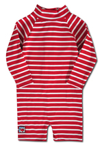 LITTLE RED FISH  UV50+ LONG SLEEVE PROTECTIVE F... - $28.00