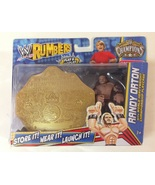 WWE Rumblers Randy Orton w/ World Heavyweight Championship Playcase WWF ... - $16.00