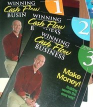 WINNING IN THE CASH FLOW BUSINESS Vol.1, 2, 3: Find 'Em; List 'Em; Make Money...