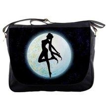 Sailor Moon Silhouette Shoulder Messenger School College Work Collectibl... - $36.54 CAD