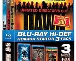 Halloween Starter Pack (Land of the Dead / Dawn of the Dead / The Thing) [Blu...