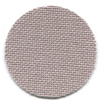 Stone Grey 32ct Lugana 13x18 cross stitch fabric Zweigart - $6.10