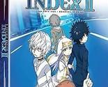 A Certain Magical Index II: Season 2 Part 2 [Blu-ray + DVD]