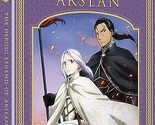 The Heroic Legend of Arslan: Season One Part One [Blu-ray + DVD]
