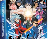 Tenchi Muyo! - Movie Collection (Limited Edition) [Blu-ray + DVD]