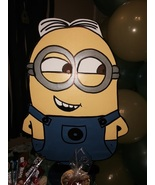 Minions Wood Standees 3 feet Birthday party Cen... - $49.99