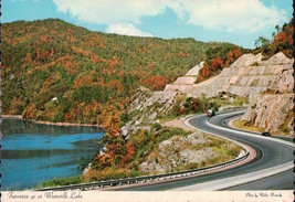 Interstate 40 At Waterville Lake 1973 - $9.99
