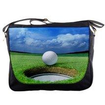 Golf Sport Messenger Bag Satchel for School College Work Collectible - $37.34 CAD