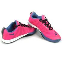 Nike Lunar Cross Element Womens 6.5 Pink Running Cross Training Shoes 65... - $37.40