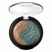 Laura Geller Baked Eclipse Eye Shadow Duo, Bronze/Emerald - $13.42