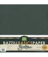 Bazzill Basics 302405 Bazzill Smoothies Mult-Pack 12 x 12 Inch - Pack of 20 - $19.79